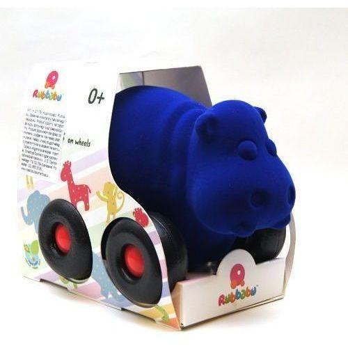 Rubbabu Pojazd - hippo niebieski