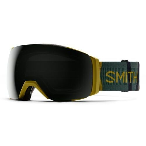 Gogle snowboardowe - io mag xl spray camo chromapop sun black (994y) marki Smith