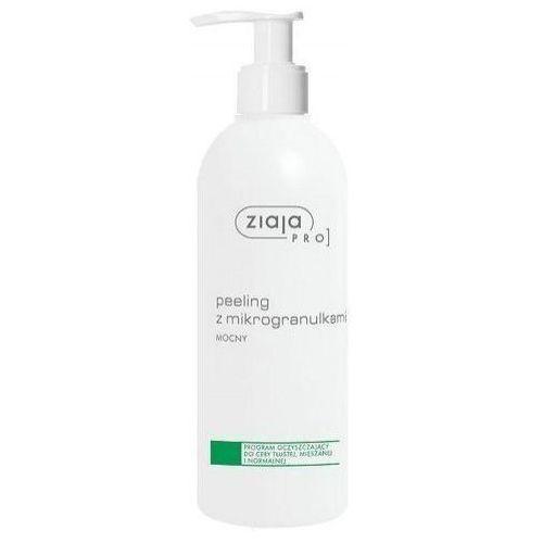 ZIAJA Peeling z mikrogranulkami 270ml PROMOCJA-70% hurtpro.eu - profesjonalne kosmetyki i wyposażenie salonu