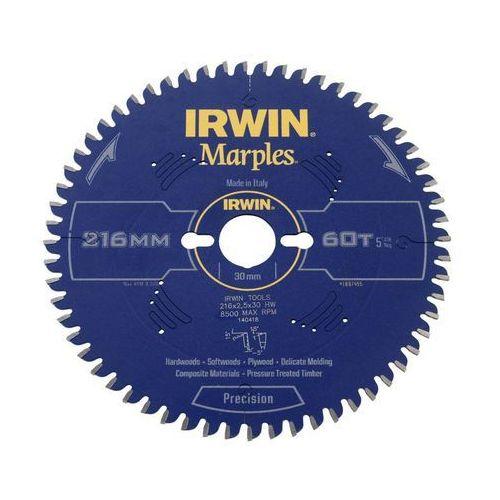 Irwin marples Tarcza do pilarki tarczowej 216 mm/60t m/30