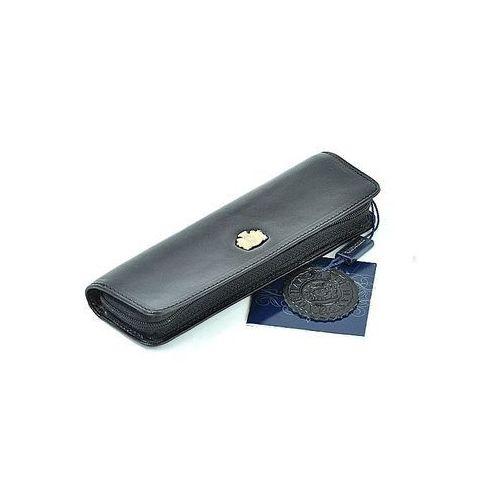 Wittchen Etui na długopisy/pióra  10 2-001 czarne - czarny