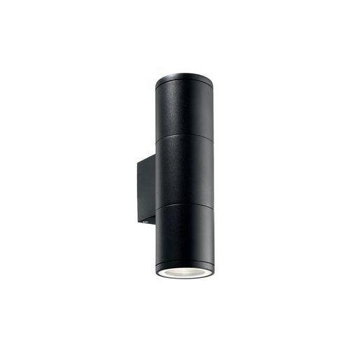 Ideal lux 100395 - kinkiet zewnętrzny gun 2xgu10/35w/230v (8021696100395)