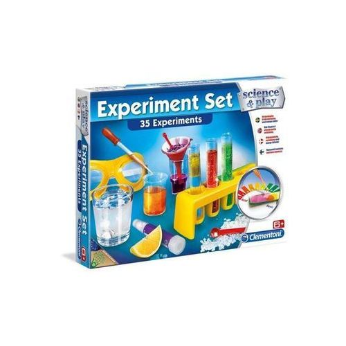 Clementoni Science & Play Experiment Set (8005125782475)