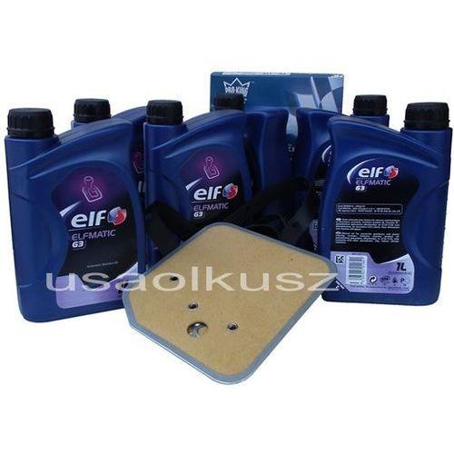 Filtr oraz olej ELF ATF-III automatycznej skrzyni biegów 42RE Dodge RAM 1994-1997