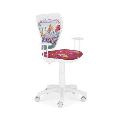 Krzesło dziecięce ministyle barbie poziomka w marki Nowy styl