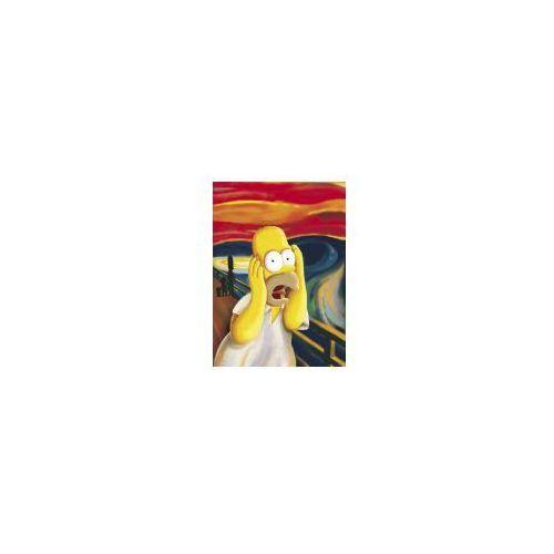 Simpsons (Scream) - plakat, fp1334 (5534892)