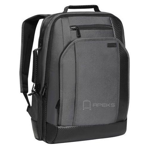 carbon plecak miejski na laptopa 15'' / szary marki Ogio