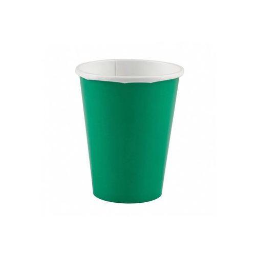 Amscan Kubeczki zielone - 266 ml - 8 szt.