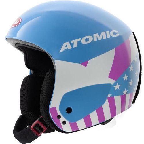 Atomic  redster replica niebieski m (56.5-57.5cm) 2016-2017