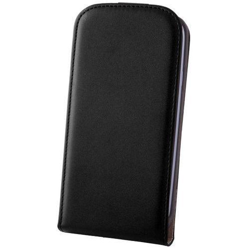Etui FOREVER Sony Xperia Z1 Deluxe Czarne z kategorii Futerały i pokrowce do telefonów