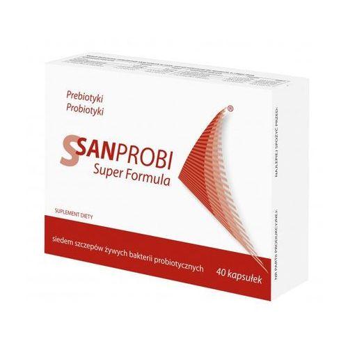 OKAZJA - Sanprobi Super Formula kaps. 40 kaps. (5907774335022)