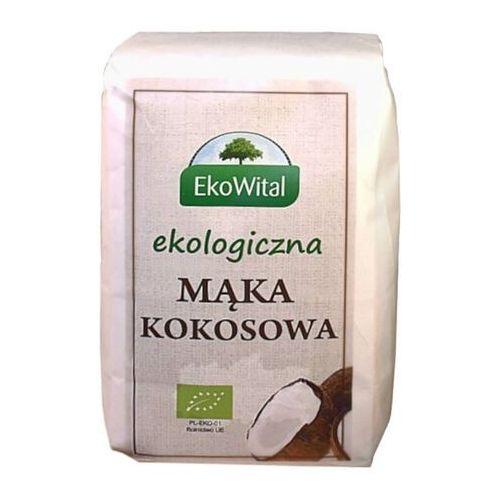Eko wital Mąka kokosowa bio 500 g ekowital (5908249973411)