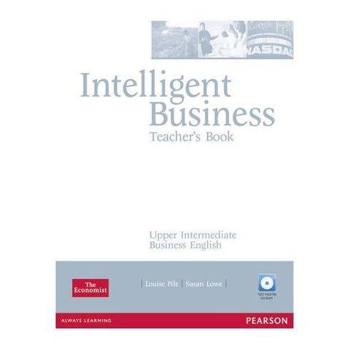 Intelligent Business Upper Intermediate. Książka Nauczyciela + CD (2006)