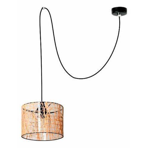 Lampex Lampa wisząca boho z1