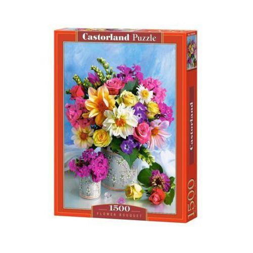 Castor 1500 elementów bukiet kwiatów