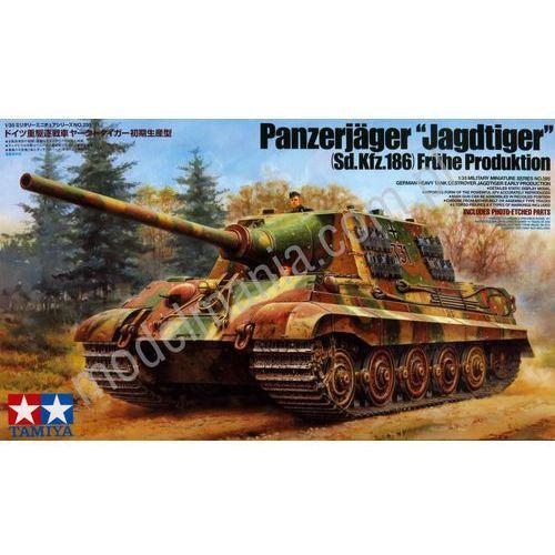 Tamiya Niszczyciel czołgów jagdtiger sd.kfz.186 panzerjäger 35295 (4950344352951)