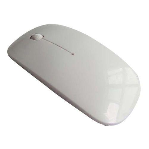 Mysz komputerowa bezprzewodowa (biała) marki Laptopshop