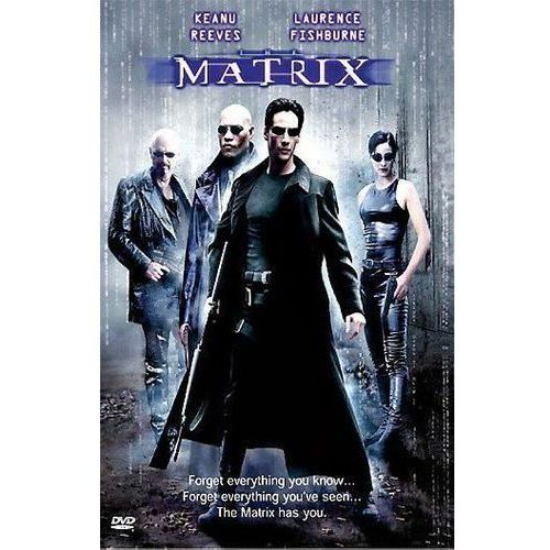 MATRIX (DVD) ICONIC MOMENTS (Płyta DVD) (7321914177378)