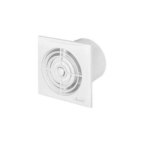 Wentylator łazienkowy Silence Awenta WZ125F fi125mm 6W 135m3/h 230V biały