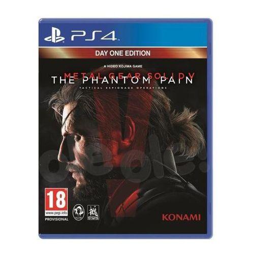 Metal Gear Solid V: The Phantom Pain - produkt w magazynie - szybka wysyłka!