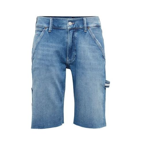 Tommy Jeans Jeansy 'CARPENTER SHORT FNSBYM' niebieski denim, jeans
