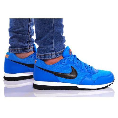 Obuwie  md runner 2 (gs) 807316-401, marki Nike