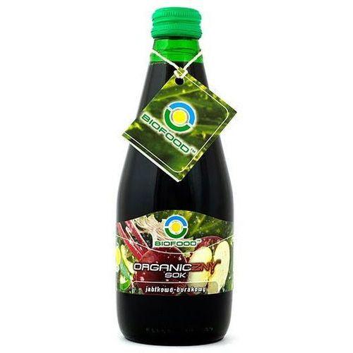 Bio food Sok jabłkowo-buraczany bio 6 x 300ml -  (5907752683565)