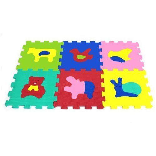 Puzzle piankowe 6 elementów Zwierzęta, 1_536460