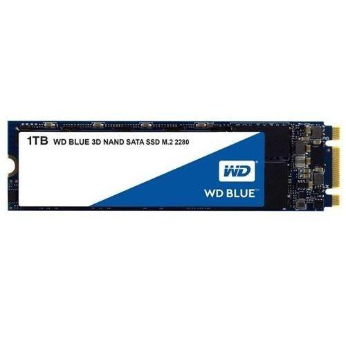 Dysk ssd 1 tb blue wds100t2b0b m.2 sata iii marki Wd