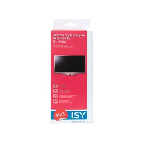 Isy Zestaw do czyszczenia ekranów tv icl-6900
