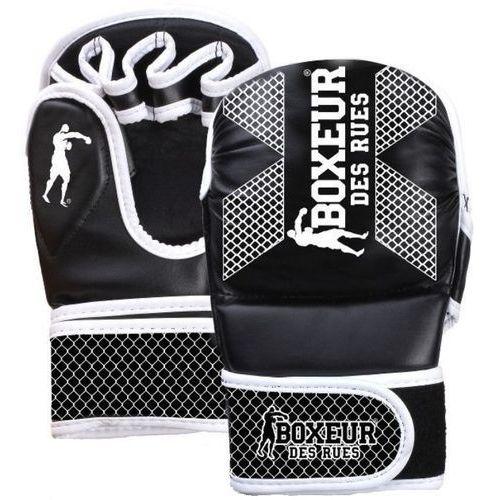 Boxeur Rękawice do mma bxt-5210 (rozmiar s) biało-czarny