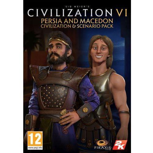Civilization 6 Persia and Macedon Civilization & Scenario Pack (PC)