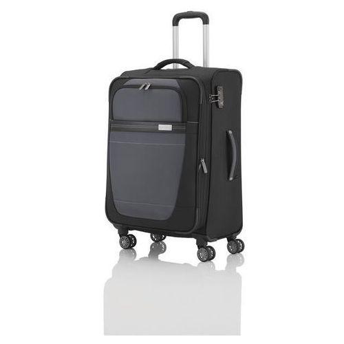 Travelite meteor walizka średnia 69l schwarz 4-koła