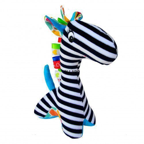 Żyrafka tymek z grzechotką zabawka roku  marki Hencz