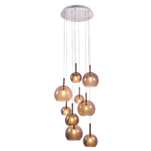 SPOT LIGHT LAMPA SUFITOWA BELLEZIA 9xG4 20W 1780913 (5901602339305)
