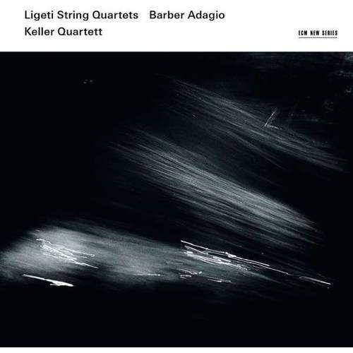 Universal music / ecm Ligeti sonatas and barber adagio - keller quartett (płyta cd) (0028948100262)