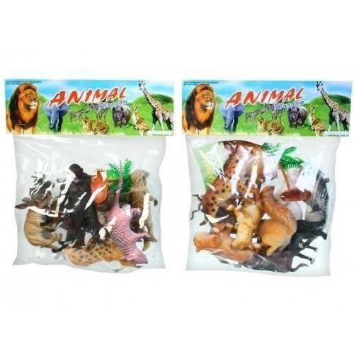 Mega creative Dzikie zwierzęta mix