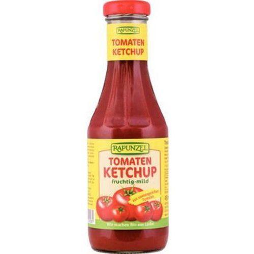 Ketchup łagodny 450ml bio - marki Rapunzel