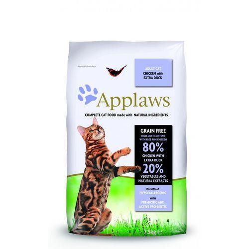 Applaws CAT z kurczakiem i kaczką 7,5kg (5060333435653)
