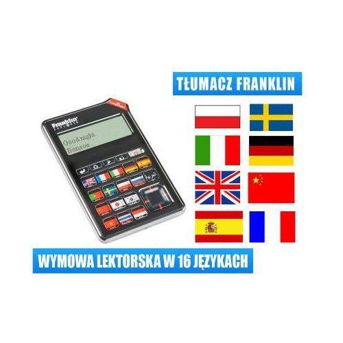 Tłumacz Mówiący (16-języczny) Franklin Explorer., 08479399975