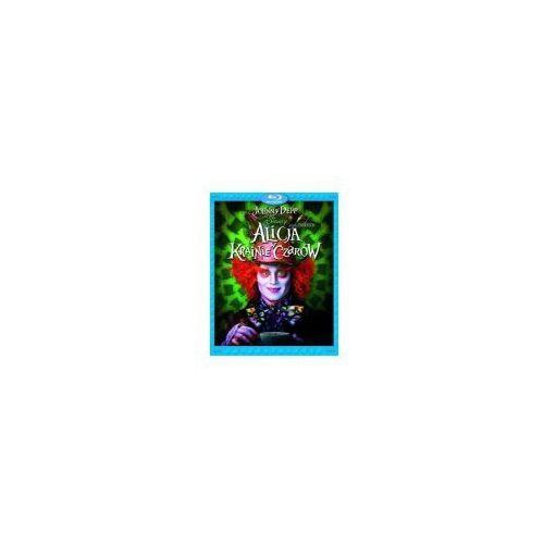OKAZJA - Film Alicja w Krainie Czarów BLU *NOWA* (5907610732503)