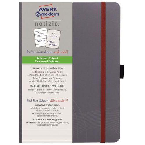 Notatnik notizio standard 7018 a5/80k. linia marki Avery zweckform