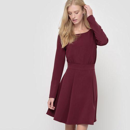Sukienka wieczorowa, zapinana na guziki z tyłu marki R essentiel