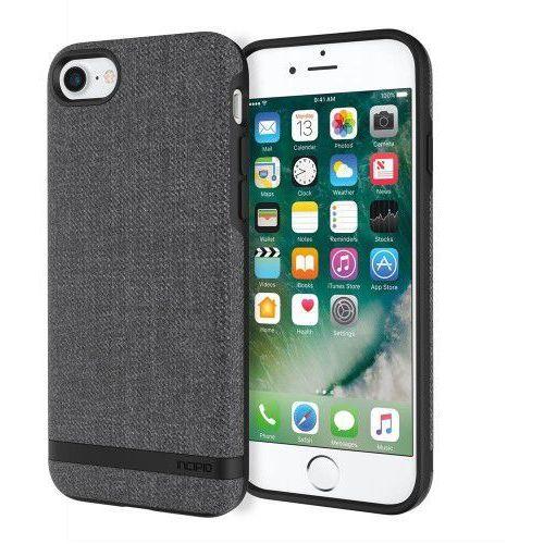 Incipio Esquire Series - Etui iPhone 7 (Carnaby Gray)