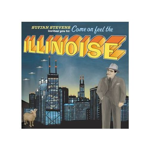 Stevens, Sufjan - Sufjan Stevens Invites You Tu: Come On Feel The Illinoise (0656605892627)