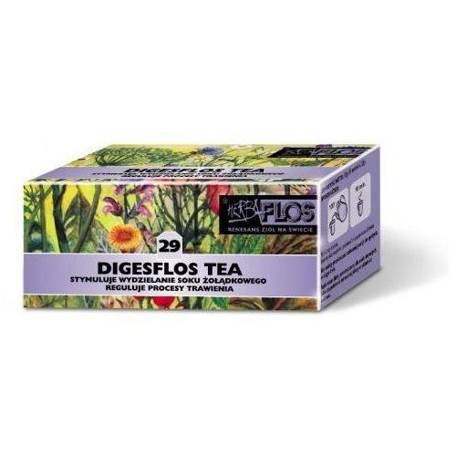 Digesflos tea 29 fix 2g x 25 saszetek marki Herbaflos