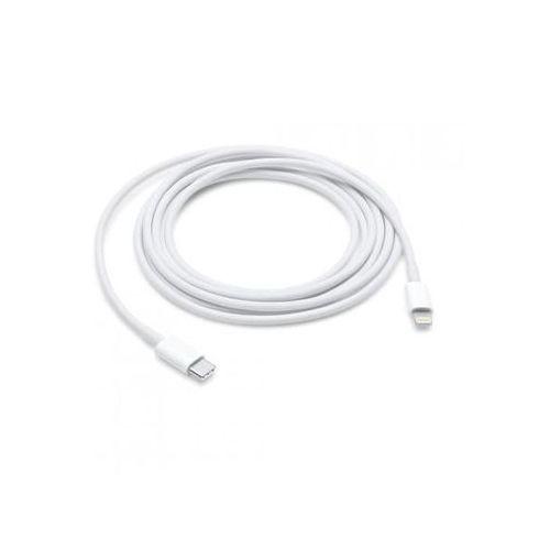 usb-c - lightning mfi apple 2m biały >> bogata oferta - szybka wysyłka - promocje - darmowy transport od 99 zł! marki Apple