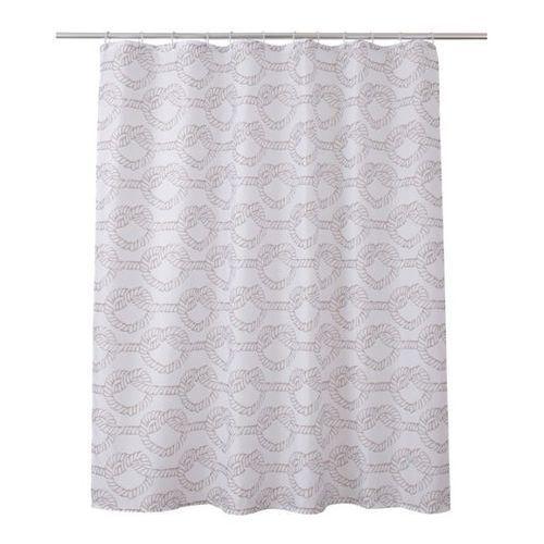 Zasłonka prysznicowa vedi 180 x 200 cm marki Cooke&lewis