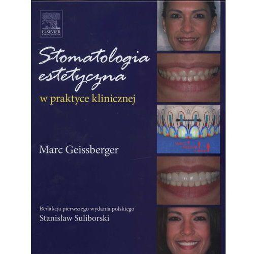 Stomatologia estetyczna w praktyce klinicznej, oprawa twarda