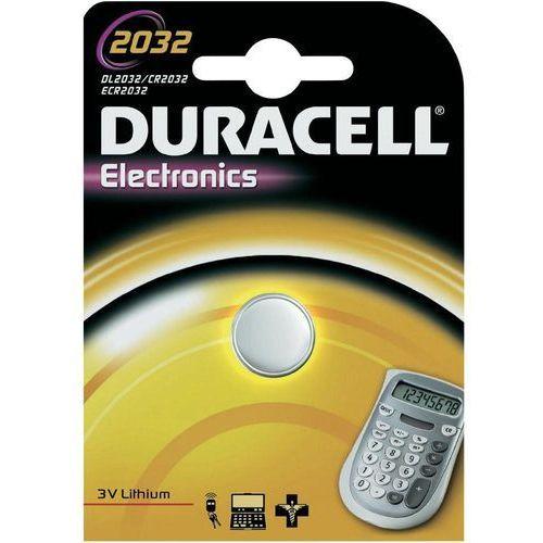 bateria litowa mini Duracell CR2032